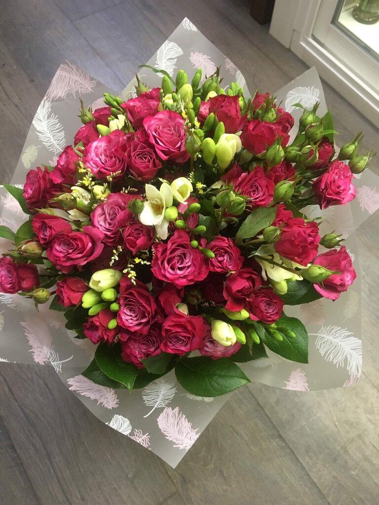 Магазин цветов в зеленограде 9 район, букетов корзин астрамерией