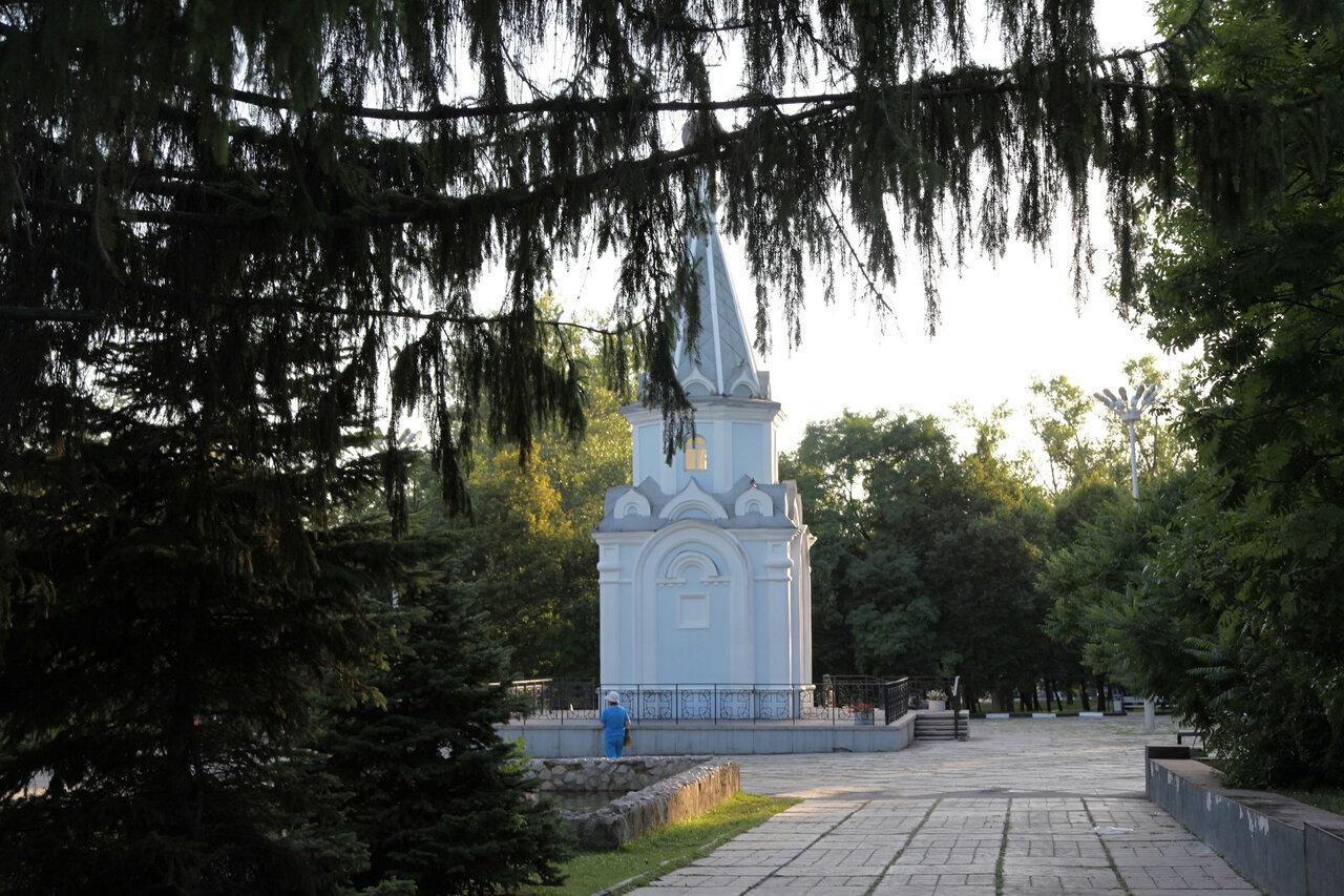 Картинки парк гагарина белгород