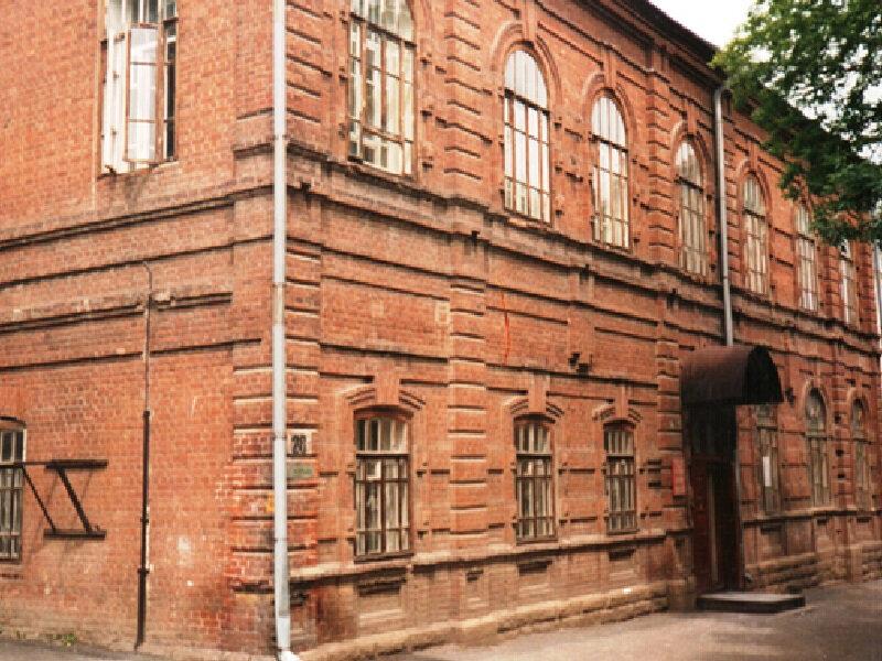 школа искусств — Центральная Детская школа Искусств — Челябинск, фото №1