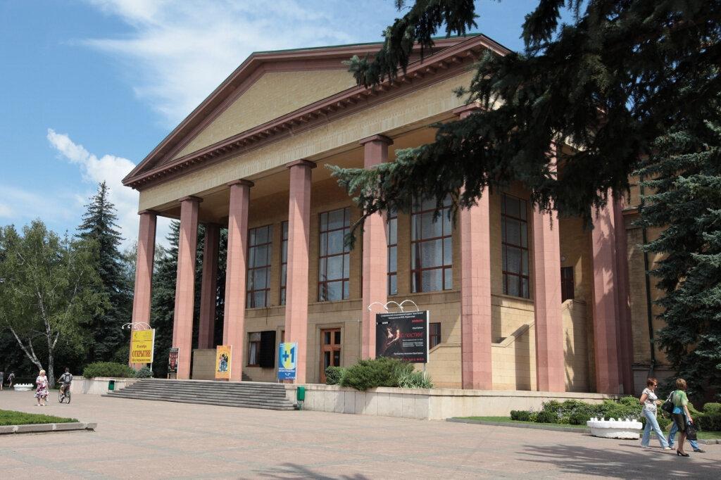 Картинки ставропольский драматический театр