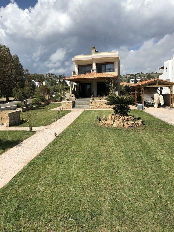 Villa di Pefkos