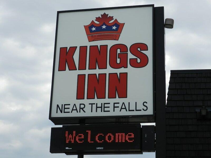Kings Inn Near The Falls