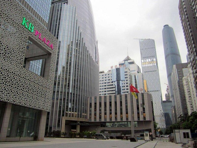 Guangzhou Haitang Hotel Apartment Bolin