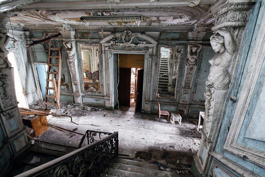 последствии заброшеные места в санкт петербурге фото выглядит довольно небольшой