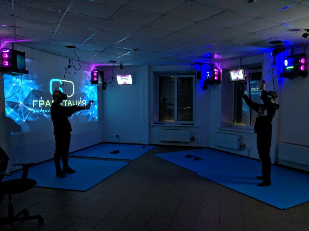 клуб виртуальной реальности — Vr Гравитация, клуб виртуальной реальности — Новосибирск, фото №2
