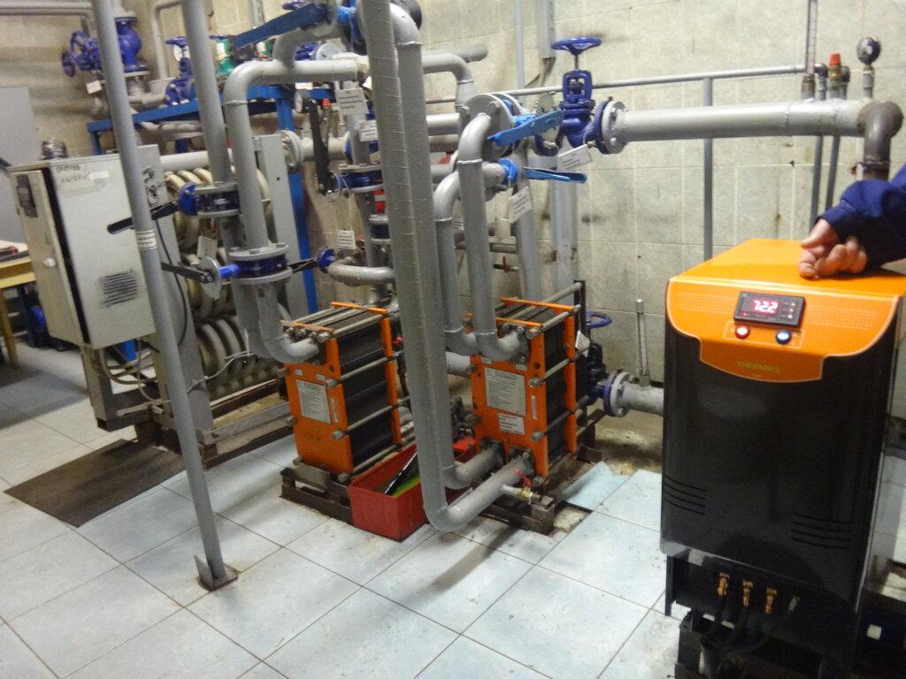 отопительное оборудование и системы — Термикс — Новосибирская область, фото №2