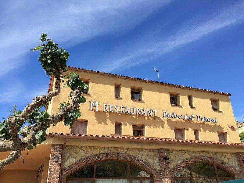 Hotel Restaurant El Balco del Priorat