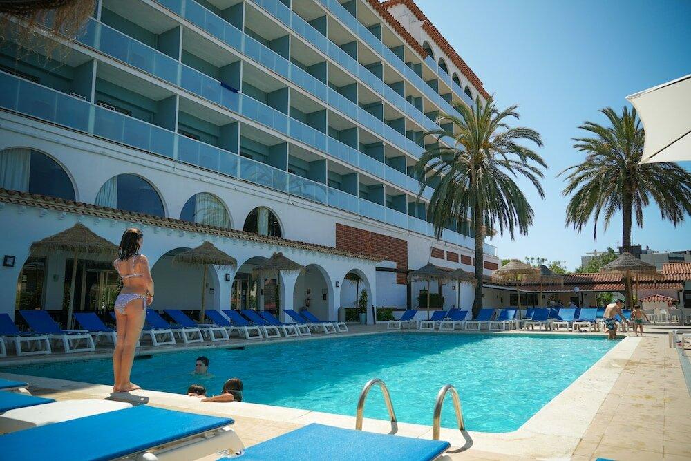 Отель сан сальвадор испания отзывы и фото