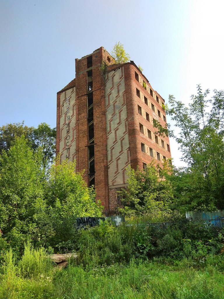 достопримечательность — Дом-коммуна — Смоленск, фото №8