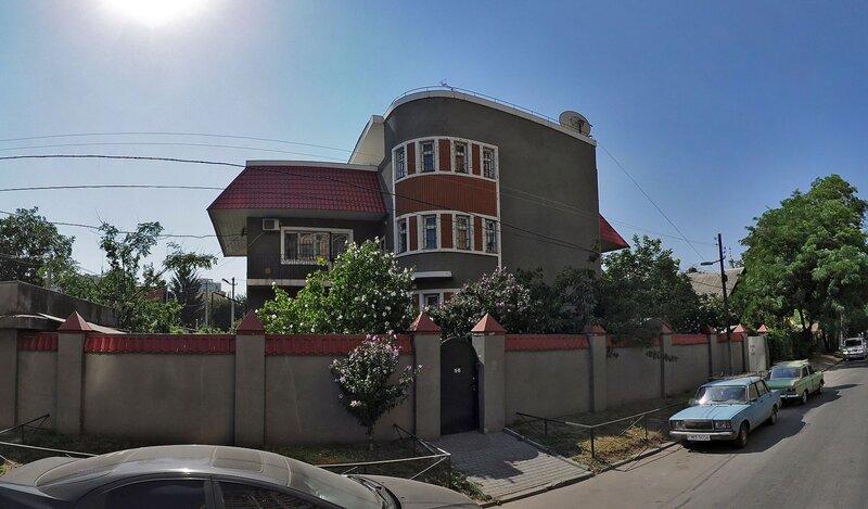 Arkadiya House
