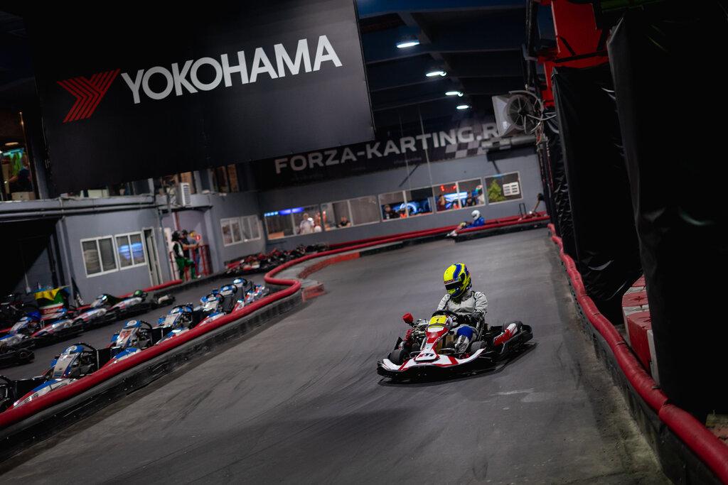 картинг — Forza Karting — Москва, фото №5