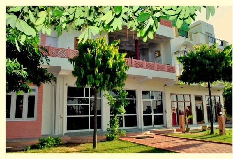 Oyo Rooms 008 Near Sanctuary Road Ranthambore