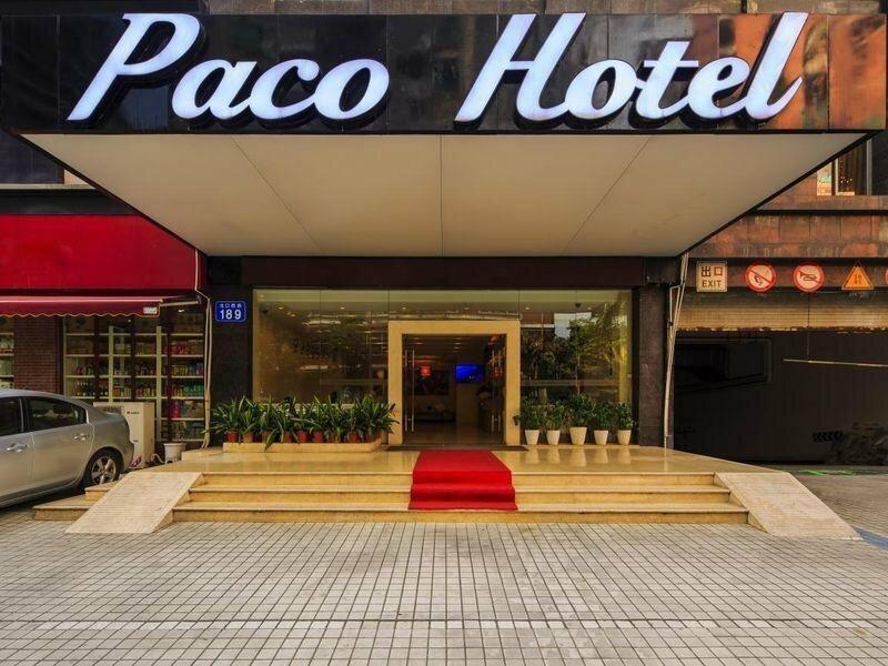 Paco Business Longkouxi