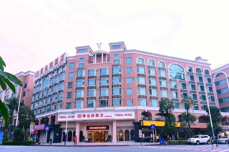 Vienna Hotel Shenzhen Dalang Clothing Base Branch