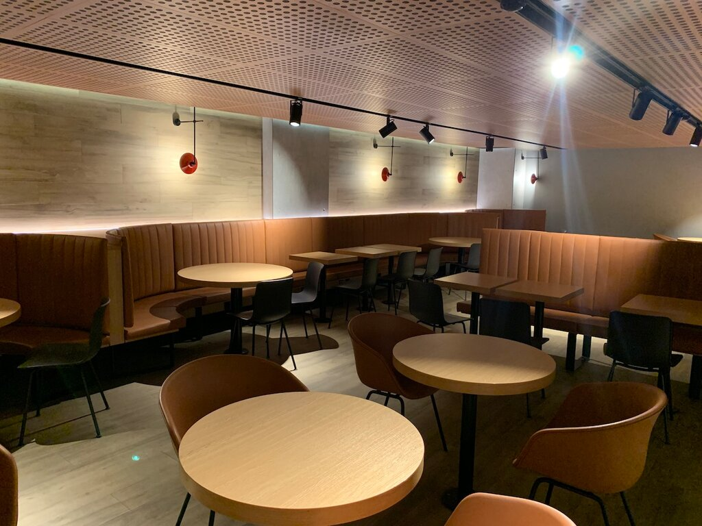 fast food — McDonald's — Moscow, photo 2