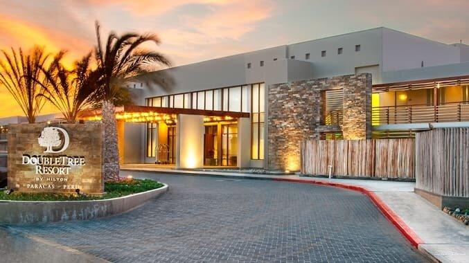 DoubleTree Resort by Hilton Hotel Paracas - Peru
