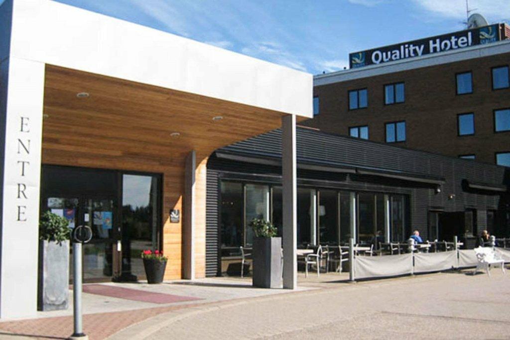 best western arena hotel vänersborg
