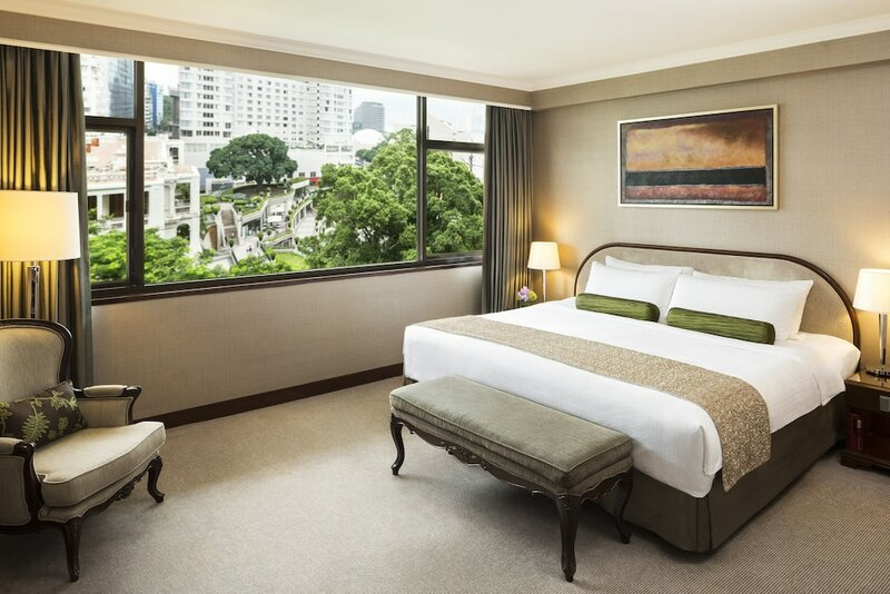 Отель Marco Polo Hong Kong