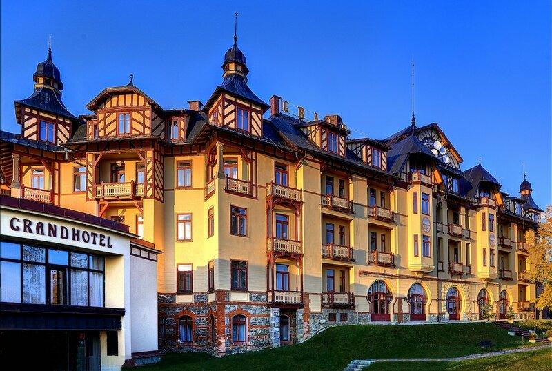 Гранд-отель Стары Смоковец