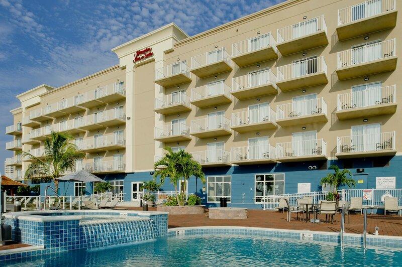 Hampton Inn & Suites Ocean City, Md