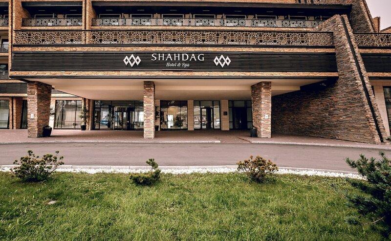 Отель Шахдаг