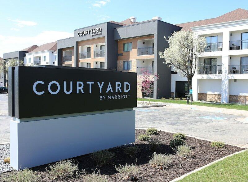 Courtyard by Marriott Layton