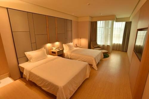 Ji Hotel Chengdu Tianfu Plaza