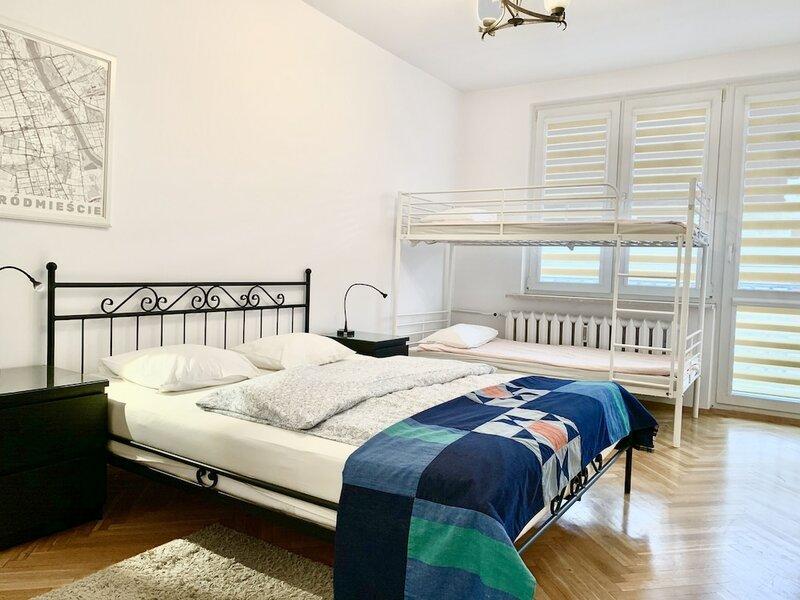 Foksal Apartment