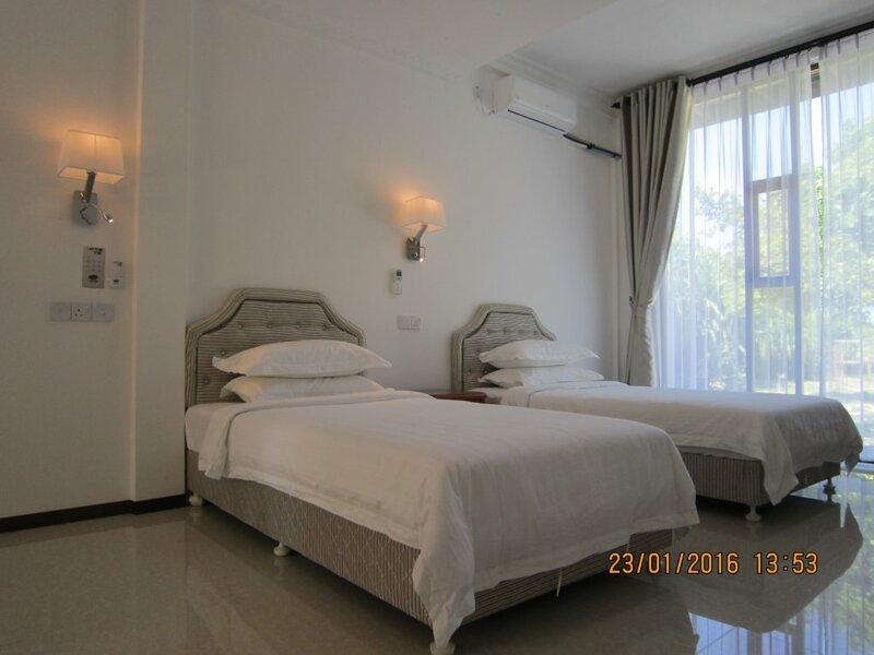 Отель Nazaki Residences Beach