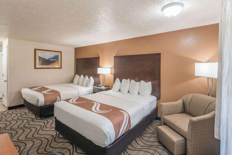 Quality Inn & Suites Downtown Walla Walla