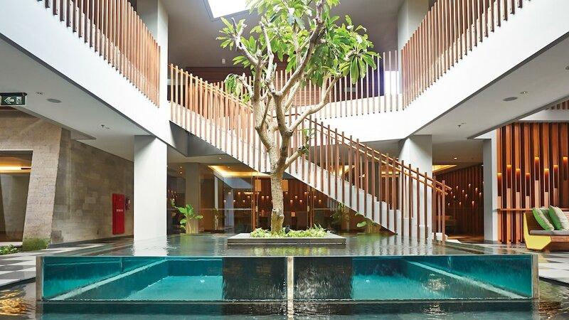 Отель Maya Sanur Resort & SPA