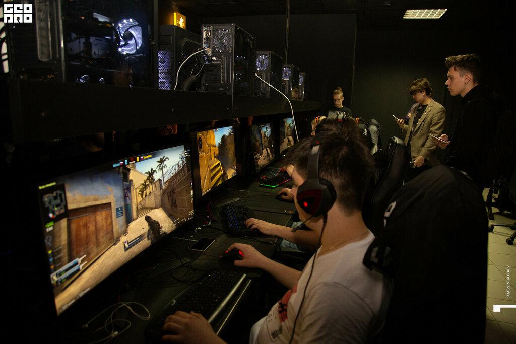 киберспорт — Strike Arena — Чебоксары, фото №4
