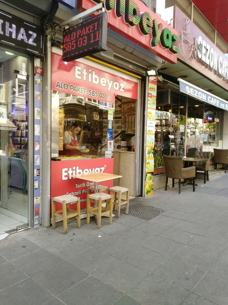 restoran — Etibeyaz — Fatih, foto №%ccount%