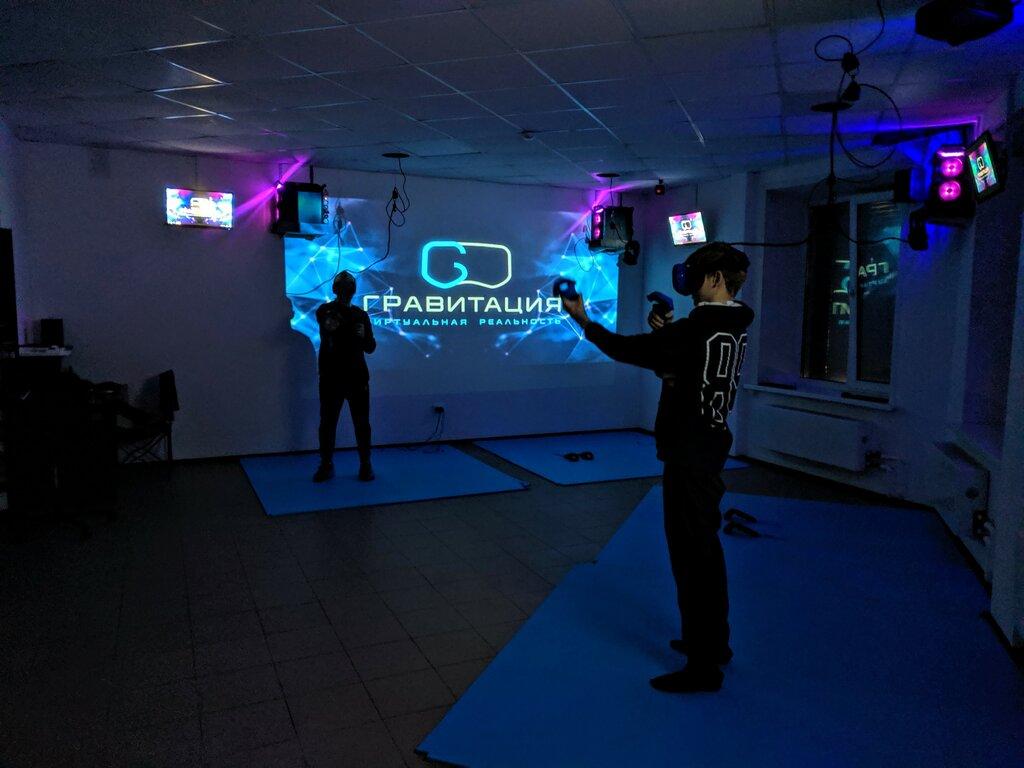клуб виртуальной реальности — Vr Гравитация, клуб виртуальной реальности — Новосибирск, фото №3