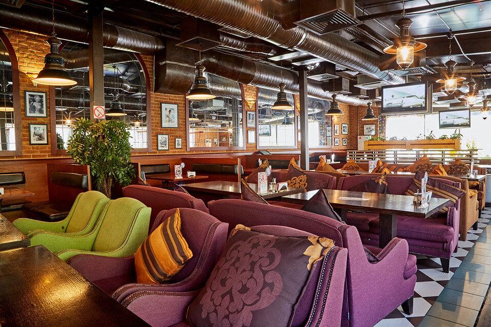 ресторан — Temple Bar — Москва, фото №4