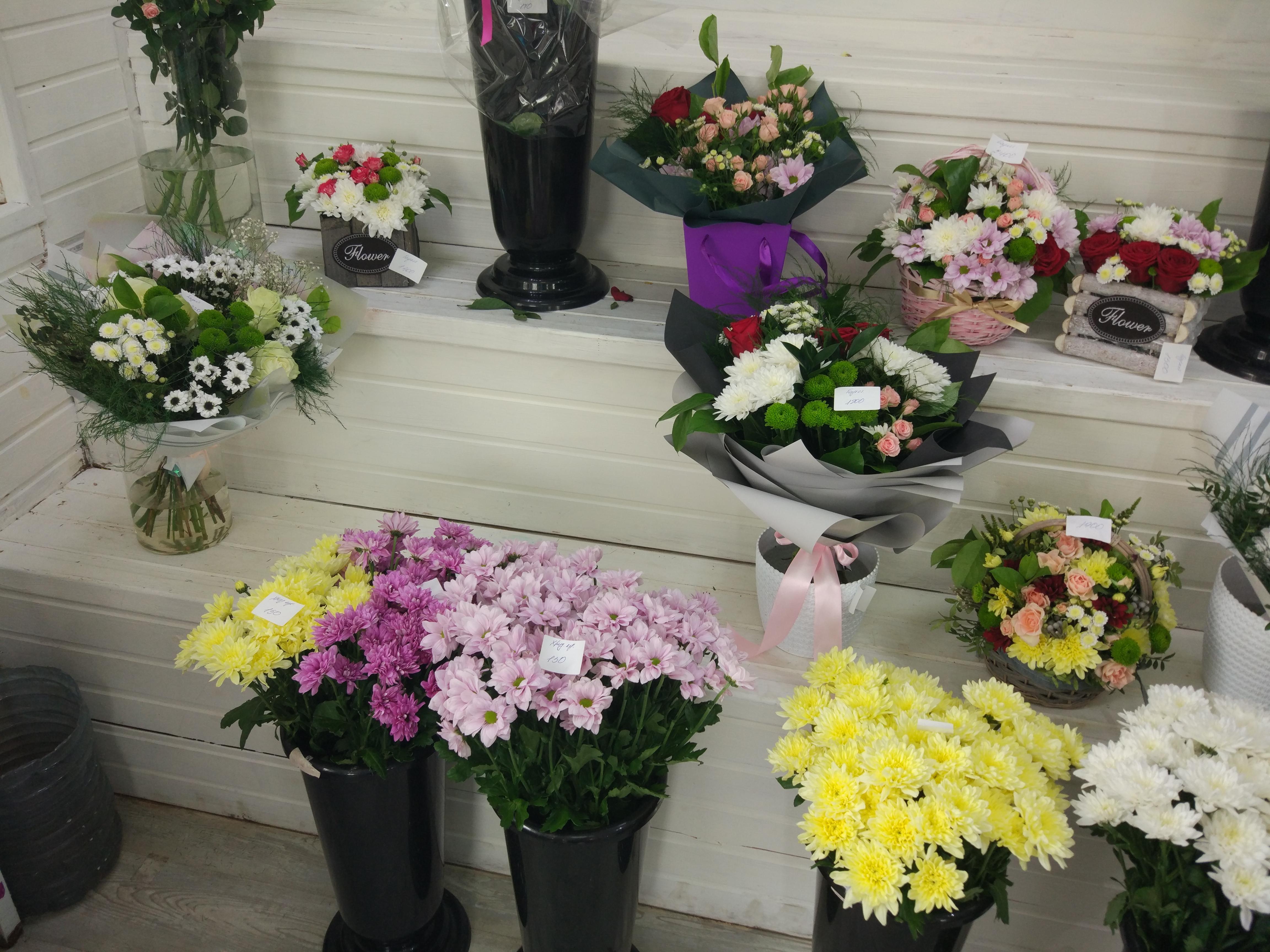 Цветов последний, заказать цветы в московской области