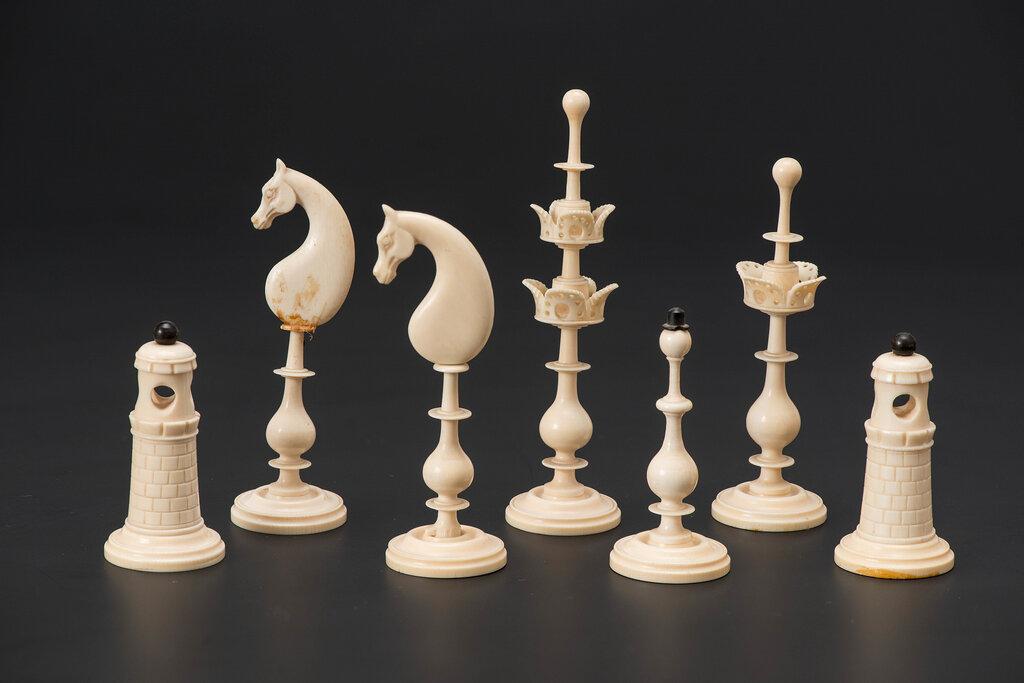 музей — Музей Шахмат — Москва, фото №10