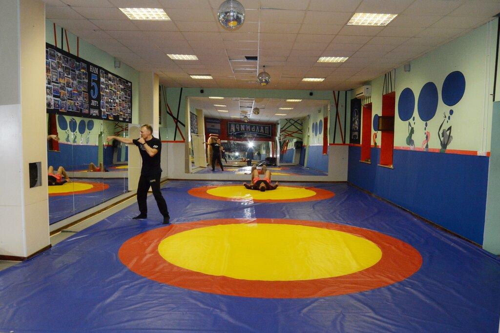 Пальмира, спортивный клуб, секция, Большой Казачий пер ...