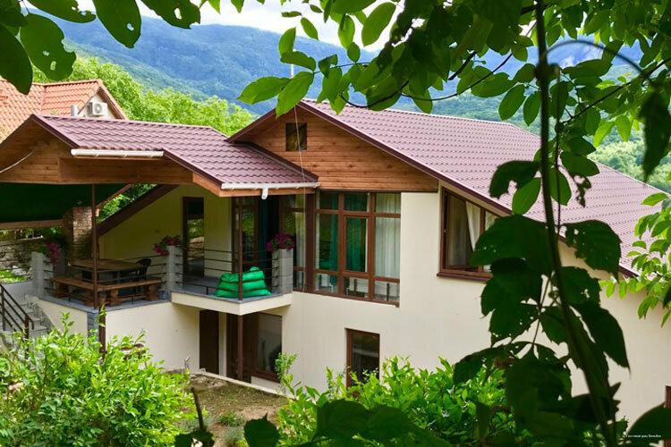 дом отдыха — Гостевой дом Бельбек — Республика Крым, фото №2