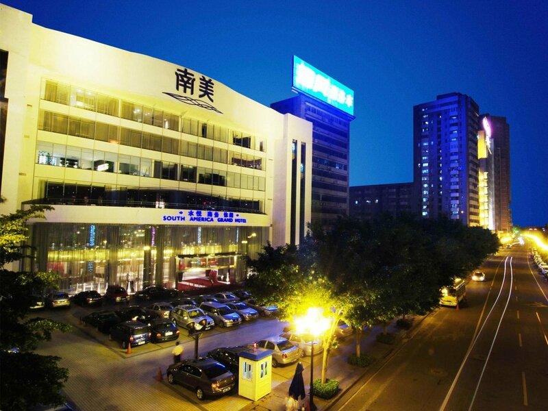Guangdong Nanmei Osotto Hotel