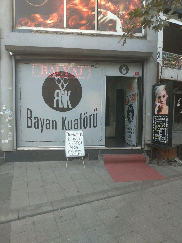 hairdressers — Rk Bayan Kuaförü — Gaziosmanpasa, photo 1