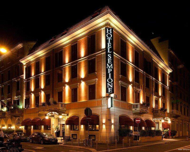 Hotel Sempione Milan