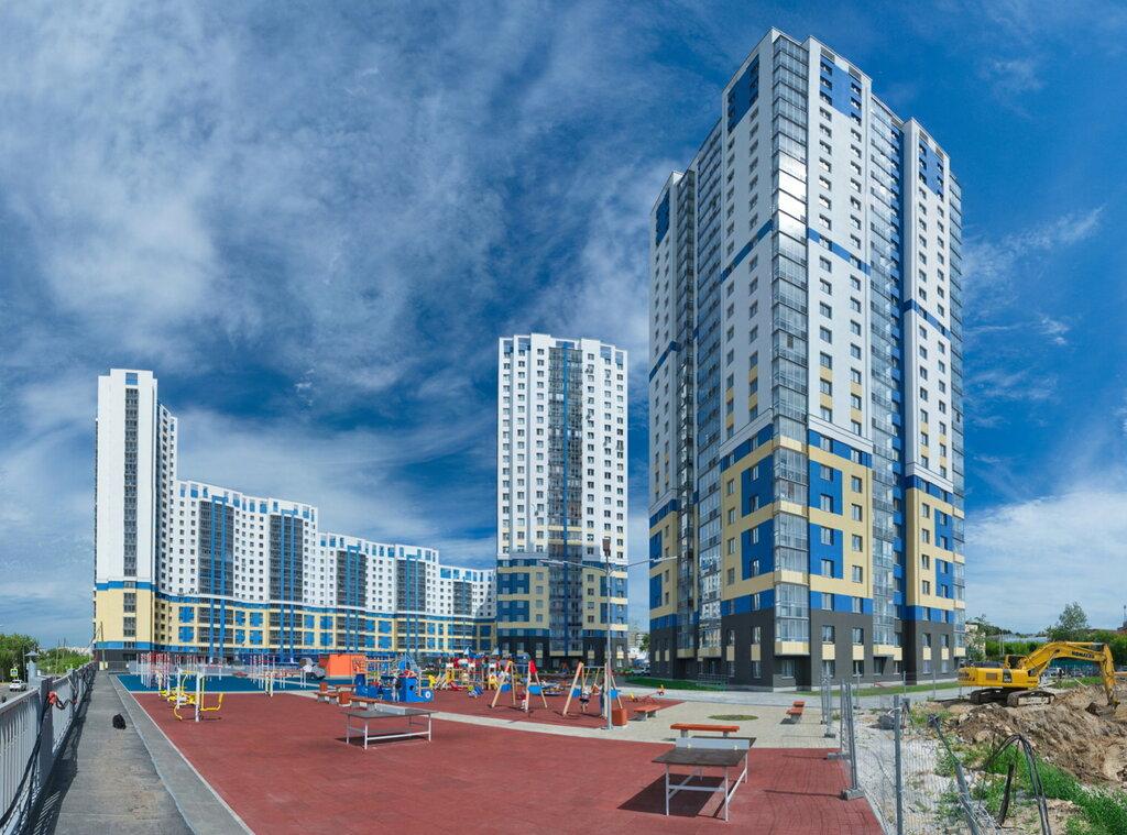 жилой комплекс — ЖК Флагман — Екатеринбург, фото №1