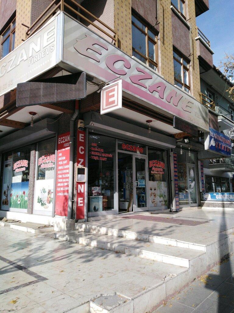 eczaneler — Firdevs Eczanesi — Yenimahalle, foto №%ccount%