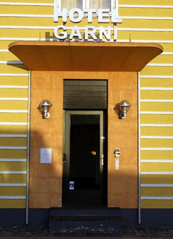 Hotel Garni Svendborg
