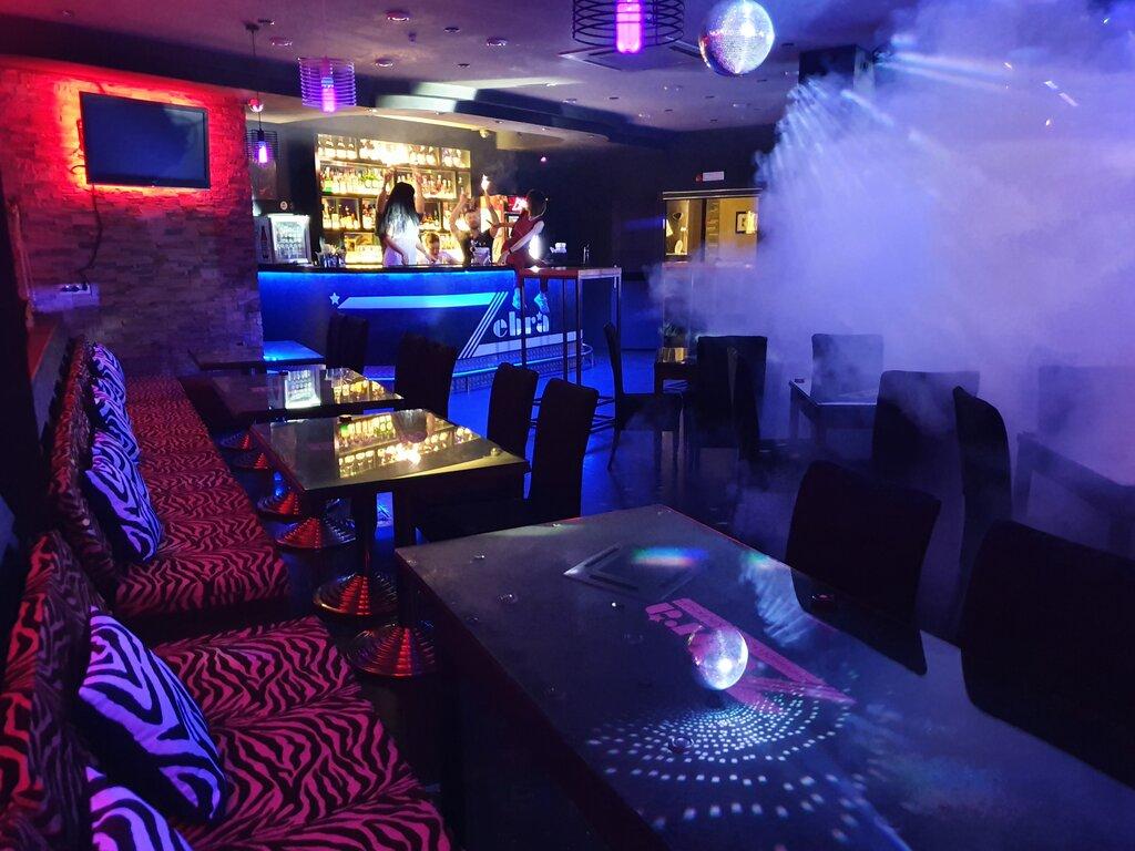 ночной клуб в одинцово зебра