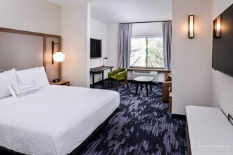 Fairfield Inn And Suites Staunton