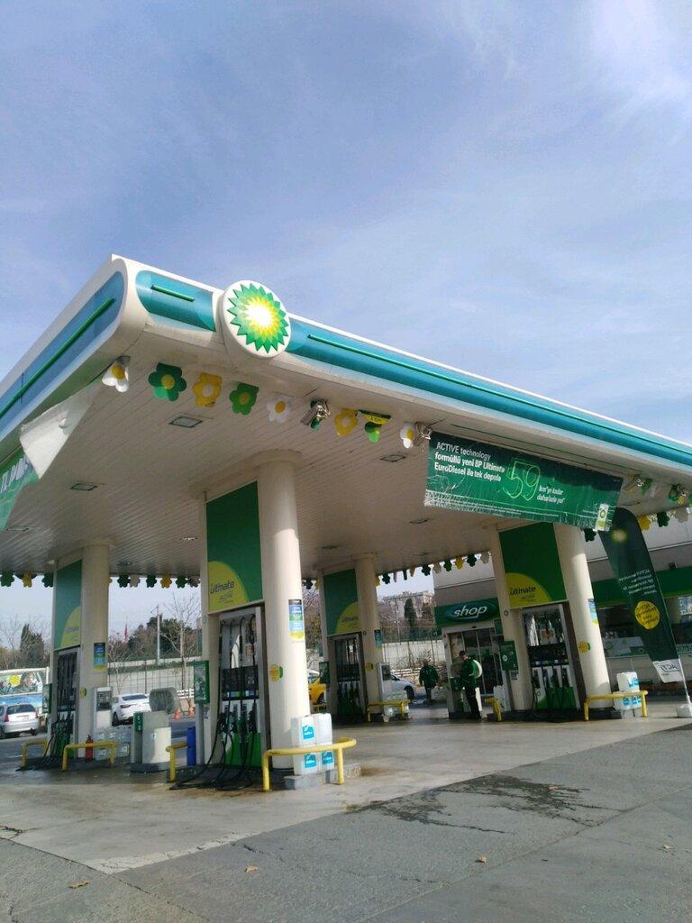 benzin istasyonları — BP — Zeytinburnu, photo 1