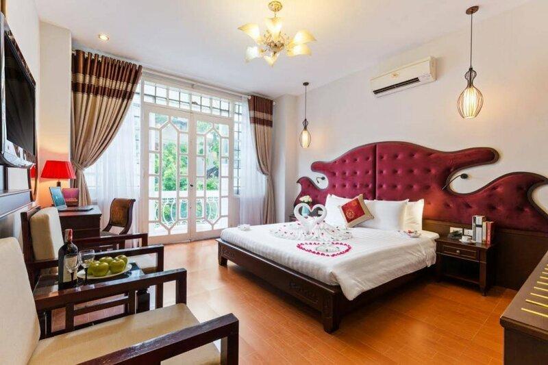 Asia Paradise Hanoi Hotel