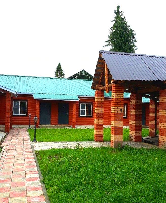 Спортивно-туристический комплекс Родной край
